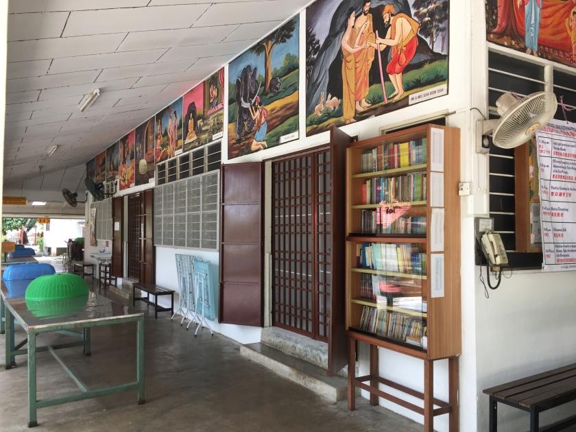 2017 Buddhist Hermitage Lunas 042